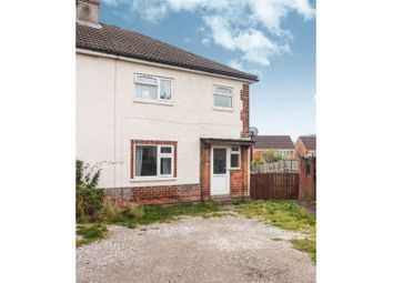 Thumbnail 3 bed semi-detached house for sale in George Street, Alfreton