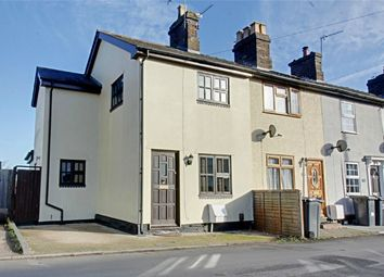 2 bed end terrace house for sale in West Road, Sawbridgeworth, Hertfordshire CM21