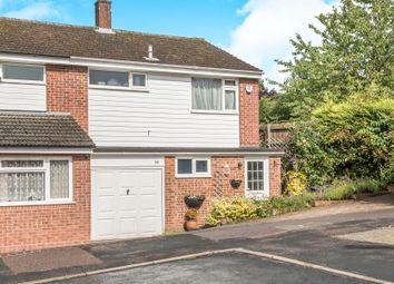 Thumbnail 4 bedroom end terrace house for sale in Hazeldell, Watton At Stone, Hertford
