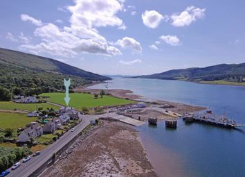 Thumbnail 3 bed flat for sale in Oaklea, Colintraive, Argyll
