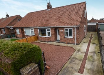 Thumbnail 3 bed semi-detached house for sale in Broome Close, Huntington, York