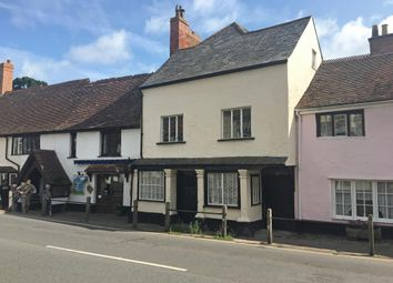 Thumbnail 4 bed terraced house for sale in 10 High Street, Dunster, Minehead, Somerset