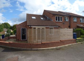 Thumbnail 1 bed end terrace house for sale in Dowding Way, Churchdown, Gloucester