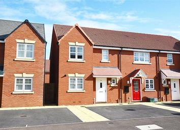 Thumbnail 3 bed end terrace house for sale in Fauld Drive Kingsway, Quedgeley, Gloucester