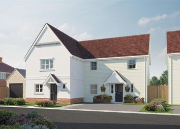 Thumbnail 2 bed semi-detached house for sale in The Marigold, Plot 17, Latchingdon Park, Latchingdon