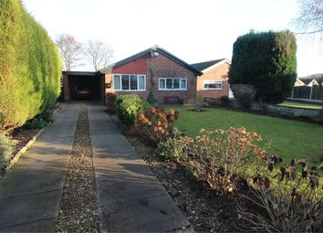 Thumbnail 3 bed detached bungalow for sale in Holiwell Close, Maltby, Rotherham