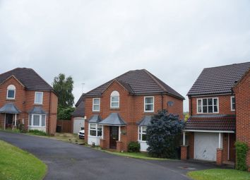 Thumbnail 4 bed detached house to rent in Tregoze Way, The Prinnels, Swindon