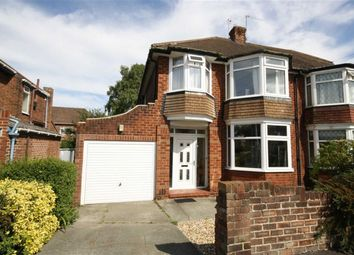 Thumbnail 3 bed semi-detached house to rent in Chestnut Avenue, Willerby