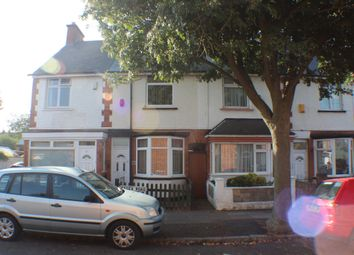 Thumbnail 2 bed terraced house to rent in Essex Road, Leicester