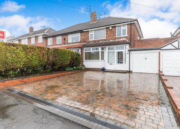 Thumbnail 3 bed semi-detached house for sale in Carol Crescent, Halesowen