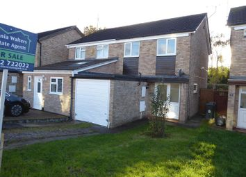 Thumbnail 3 bed semi-detached house for sale in Mandara Grove, Abbeydale, Gloucester