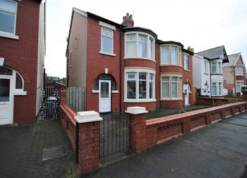 Thumbnail 3 bed property to rent in Holmfield Road, Blackpool