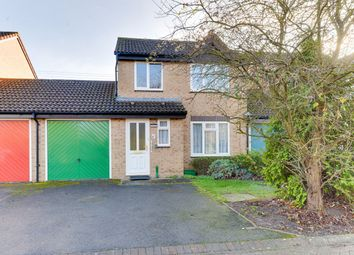 Thumbnail 3 bed link-detached house for sale in Armingford Crescent, Melbourn, Royston