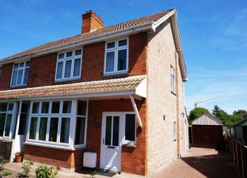 Thumbnail 3 bedroom semi-detached house for sale in Eastleigh Road, Taunton
