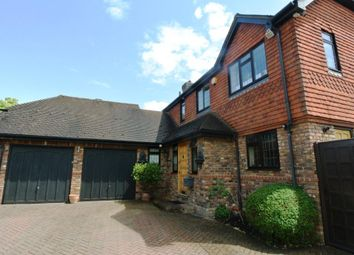 Thumbnail 4 bed detached house for sale in Baytree Close, London