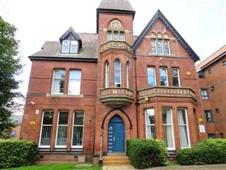 Thumbnail 1 bedroom flat for sale in Clarendon Road, Leeds, West Yorkshire