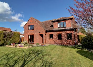 Thumbnail 4 bed detached house for sale in Tall Gables, Dunham-On-Trent, Newark