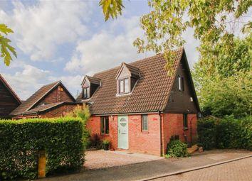 Thumbnail 3 bed link-detached house for sale in Caesars Close, Bancroft, Milton Keynes