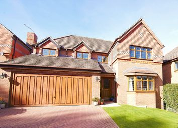 Thumbnail 4 bed detached house for sale in Sycamore Fold, Pool In Wharfedale, Otley
