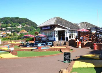 Thumbnail Leisure/hospitality for sale in The Avenue, Minehead