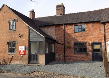 Thumbnail 3 bed cottage for sale in Corner Cottage Roston, Nr Ashbourne