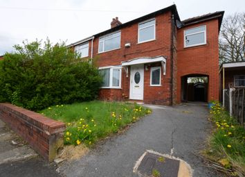 Thumbnail 4 bed semi-detached house for sale in Dearden Avenue, Little Hulton, Manchester, Lancashire