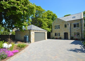 Thumbnail 6 bed detached house for sale in Slead Avenue, Brighouse