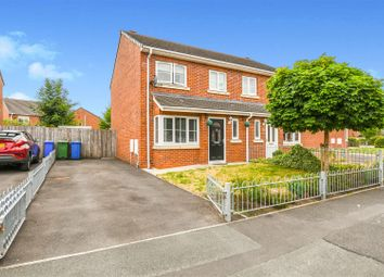 3 bed semi-detached house for sale in Lysander Drive, Padgate, Warrington WA2