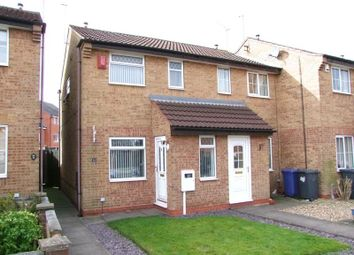 Thumbnail 2 bedroom end terrace house to rent in Barley Close, Burton-On-Trent