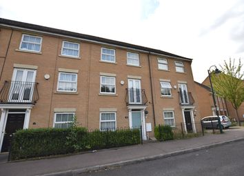 Thumbnail 4 bed town house for sale in Guelder Road, Peterborough