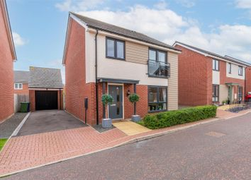 Thumbnail 4 bed detached house for sale in Bridget Gardens, Great Park, Newcastle Upon Tyne