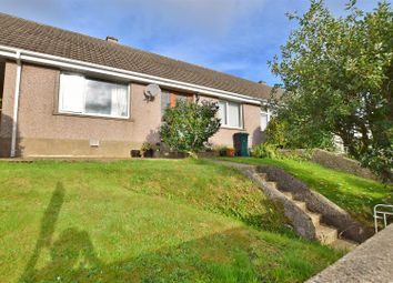 Thumbnail 3 bed semi-detached bungalow for sale in Burgage Green Close, St Ishmaels, Milford Haven