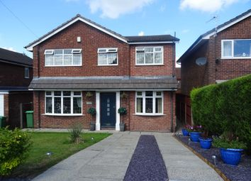 Thumbnail 4 bed detached house for sale in Pembroke Drive, Oldham