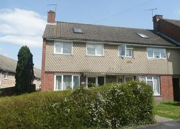 Thumbnail 4 bedroom end terrace house to rent in Baigent Close, Winchester