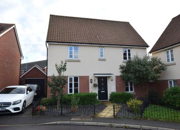 Thumbnail 3 bed detached house for sale in Tiller Way, Northampton