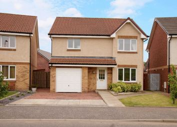Thumbnail 4 bed detached house for sale in Aitken Crescent, Redding, Falkirk