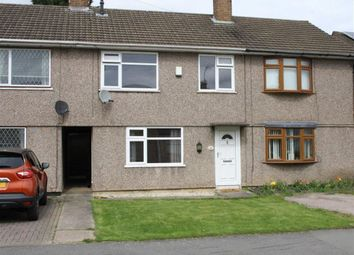 Thumbnail 3 bed town house for sale in Cranstone Crescent, Glenfield, Leicester