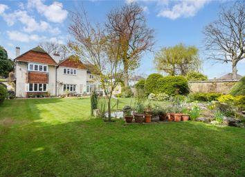 Oatlands Drive, Weybridge, Surrey KT13. 5 bed detached house for sale