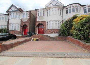 Thumbnail 4 bed semi-detached house to rent in Woodfield Drive, East Barnet, Barnet