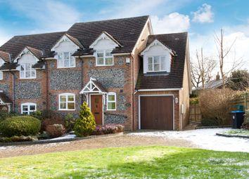 Thumbnail 3 bed cottage for sale in Slines Oak Road, Woldingham, Caterham