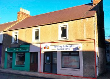 Thumbnail Commercial property for sale in Town Centre Shop/ Office Premises, 94 High Street, Galashiels, Selkirkshire, Scottish Borders