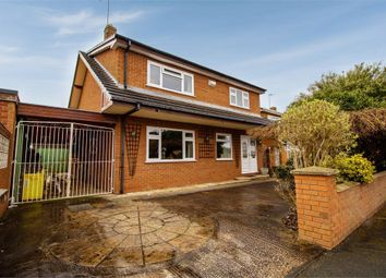 Thumbnail 3 bed detached house for sale in Cefna Close, Connah's Quay, Deeside, Flintshire