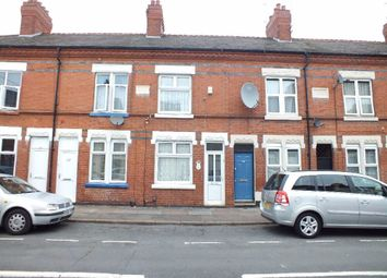 Thumbnail 2 bed terraced house to rent in Filbert Street, Off Aylestone Road, Leicester