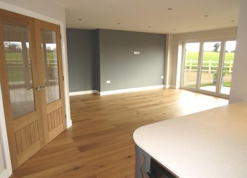 Thumbnail 4 bedroom detached house for sale in Flegg Green, Wereham, King's Lynn