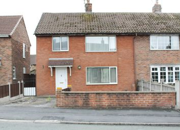 Thumbnail 3 bedroom semi-detached house for sale in Church Close, Biddulph