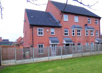 Thumbnail 3 bed end terrace house for sale in Harker Drive, Coalville LE67, Coalville,