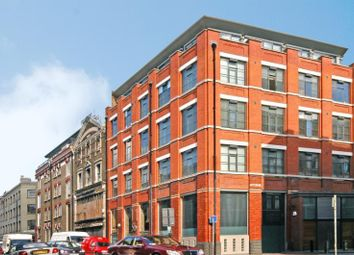 Thumbnail 2 bedroom flat to rent in Saxon House, 1 Thrawl Street, London