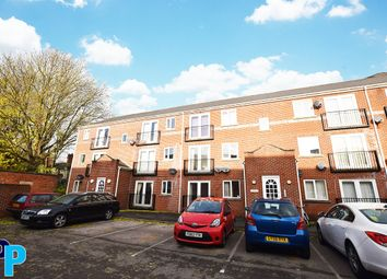 Thumbnail 2 bed flat to rent in The Brookhill, Drewry Court, Derby