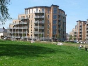 Thumbnail 3 bedroom flat to rent in Lockwood House, Harry Zeital Way