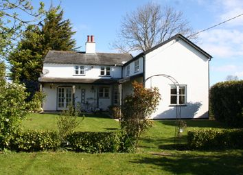 Thumbnail 4 bed detached house for sale in Clayhills Road, Kelsale, Saxmundham